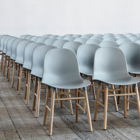 Form Chair - Wood - Color to choose Multicolour Normann Copenhagen