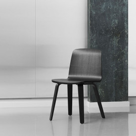 Just Chair - Black Oak Black Normann Copenhagen