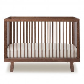 Sparrow Crib - Walnut Brown Oeuf NYC