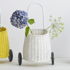 Luggy Basket - White White Olli Ella