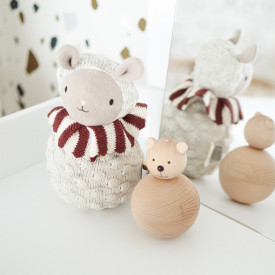 Roly Poly - Sheep Beige OYOY