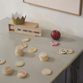 Cookies - Memory Game Nature OYOY