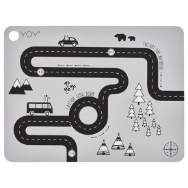 Placemat - Adventure Grey OYOY