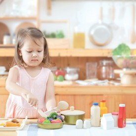 Cooking set Nature Plantoys