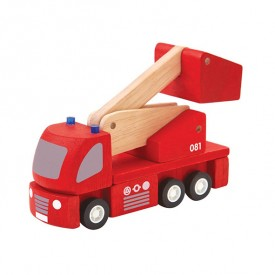 Fire Engine Red Plantoys