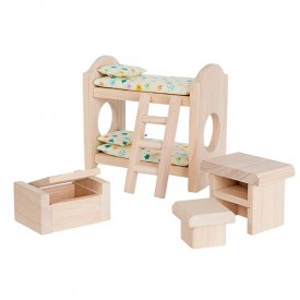 Children Bedroom - Classic Nature Plantoys