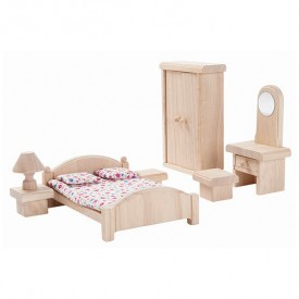 Adult Bedroom - Classic  Nature Plantoys