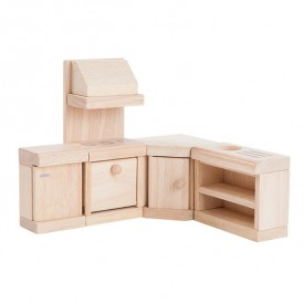 Kitchen Set - Classic  Nature Plantoys