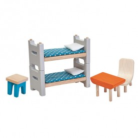 Children Bedroom - Design  Multicolour Plantoys