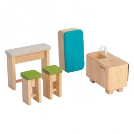 Kitchen Set - Design  Multicolour Plantoys