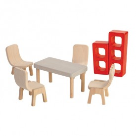 Dining Room - Design  Multicolour Plantoys