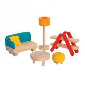 Living Room - Design  Multicolour Plantoys
