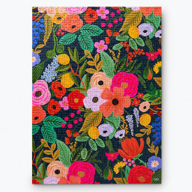 500 pieces Jigsaw Puzzle - Garden Party Multicolour Rifle Paper Co.