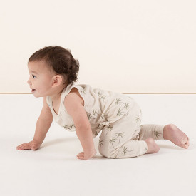 Palm Mills Jumpsuit Nature Rylee + Cru