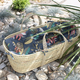 Moses Basket Nature Saudara