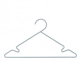 Set of 3 metal hangers - Blue Blue Sebra