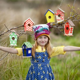 Design your own Birds House Nature Seedling