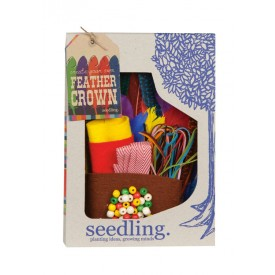 Create your own feathercrown Brown Seedling