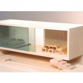 Furniture for Villa Sibis Doll House  Nature Sirch