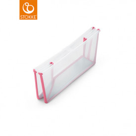 Flexi Bath - Transparent Pink Pink Stokke®