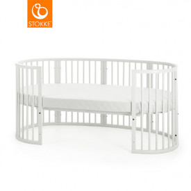 Sleepi Conversion Kit - Baby bed to Junior Bed - White White Stokke®