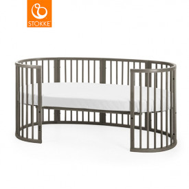Sleepi Conversion Kit - Baby bed to Junior Bed - Hazy Grey Grey Stokke®