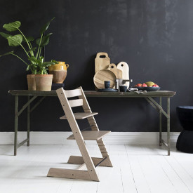 TRIPP TRAPP Chair - Ash  Nature Stokke®