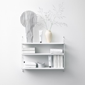 Pocket Shelf - White White String Furniture