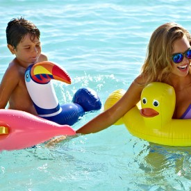 Kiddy Float Toucan Black Sunnylife