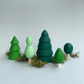 Green Forest Green Toys For Planet
