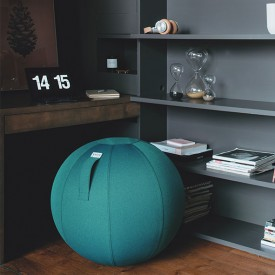 LEIV Seating Ball 65cm - Dark Petrol Blue VLUV