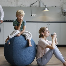 STOV Seating ball 65cm - Petrol  Blue VLUV