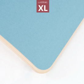 Wobbel XL Transparent Lacquer- Felt Sky Nature Wobbel