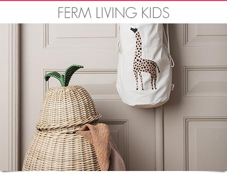 Ferm Living Kids - Kid's Toys and Deco Accessories