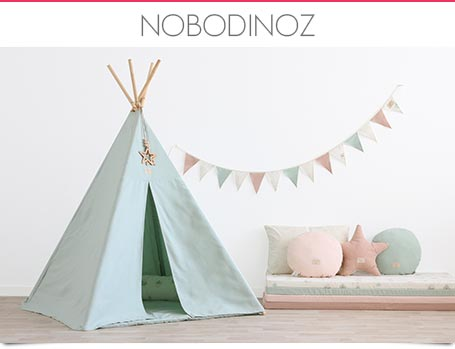 Nobodinoz - Teepees and Houses for Kids