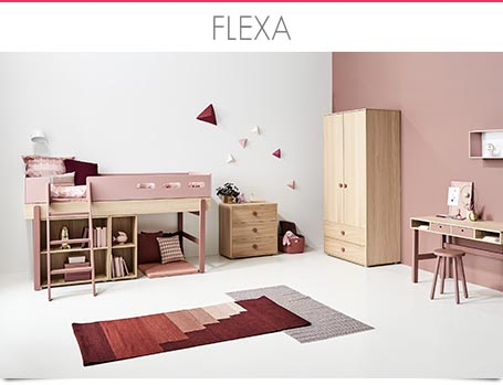Flexa - Contemporary kid's furniture