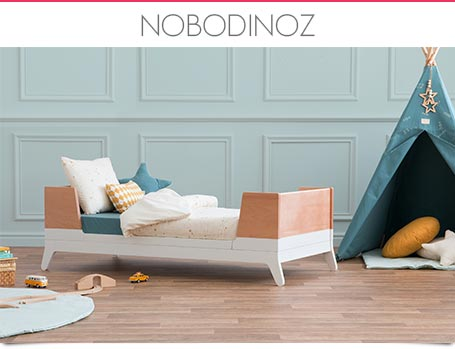 Nobodinoz - Babybetten, Kinderbetten und Deko