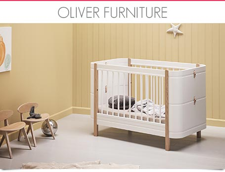 Oliver Furniture - Babybetten und Kinderbetten