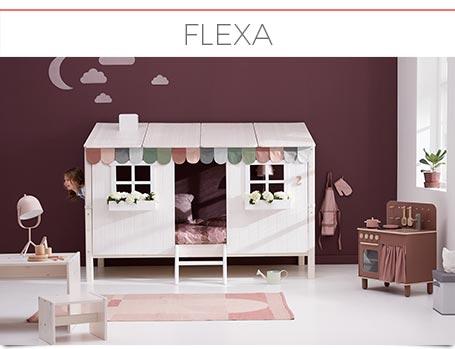 Flexa - Meubles contemporains pour la chambre d'enfant