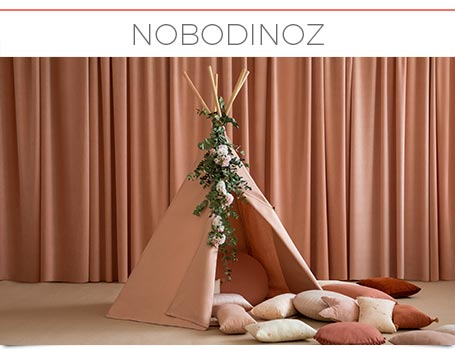 Nobodinoz - Baby cribs, kid'beds, decoration and toys