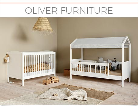 Oliver Furniture - Baby cribs and kid's beds