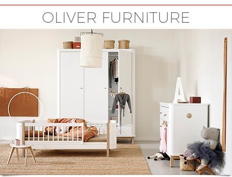 Oliver Furniture - Babybetten und Kinderbetten