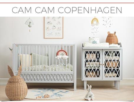 Cam Cam Copenhagen - Lits bébé, lits enfant, déco et jouets enfant