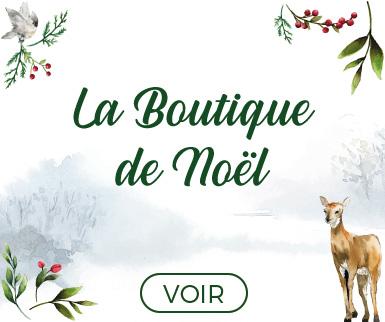 Boutique de Noël 2020