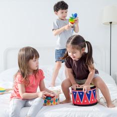 Jouets Musicaux, Instruments