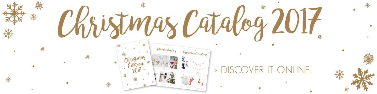 Catalogue de Noël 2017