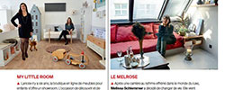 MyLittleRoom in La Tribune des Arts