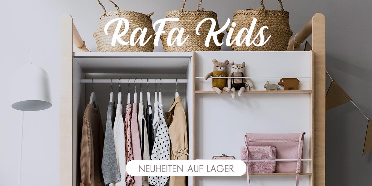 RaFa Kids - Kleiderschrank Design für Kinder