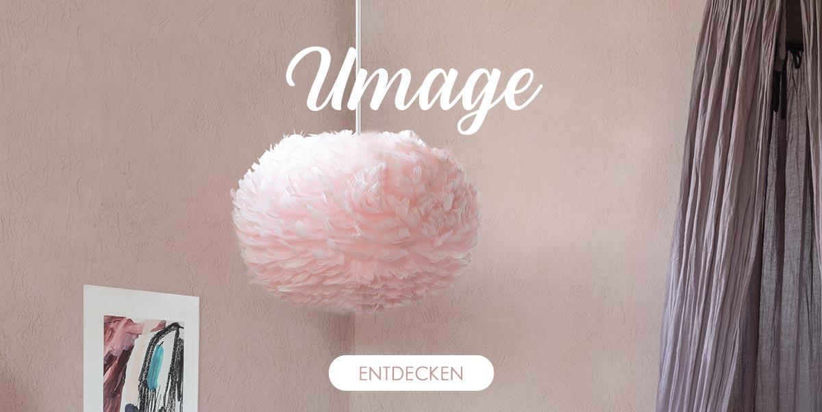 Umage - Lampenschirm aus federn - VITA Copenhagen