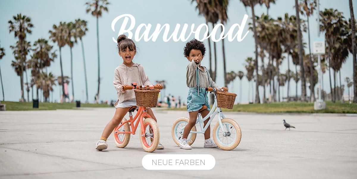 Banwood - Laufrad für Kinder, Velo für kinder